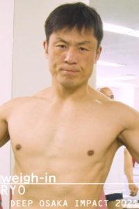 RYO 計量インタビュー【DEEP OSAKA IMPACT 2021】