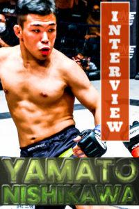 2021/9/20 PROFESSIONAL SHOOTO 2021 Vol.6 西川大和 インタビュー